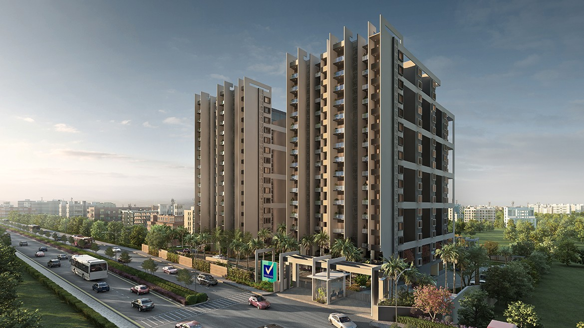 Vaishnavi Oasis | Zoom in view | Top Luxurious 2BHK and 3BHK flats are for sale in JP NAGAR 9TH PHASE, bengaluru