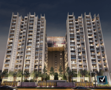 Vaishnavi Oasis | front view | Top Luxurious 2BHK and 3BHK flats are for sale in JP NAGAR 9TH PHASE, bengaluru