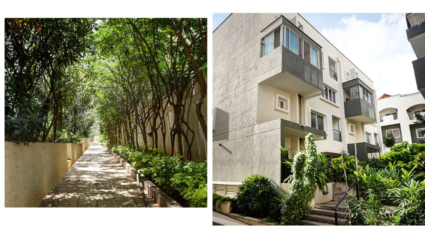 Vaishnavi Orchids walk through nature | Best Ready to move 3 BHK & 4 BHK villas are for sale at Sarjapur Road, bengaluru