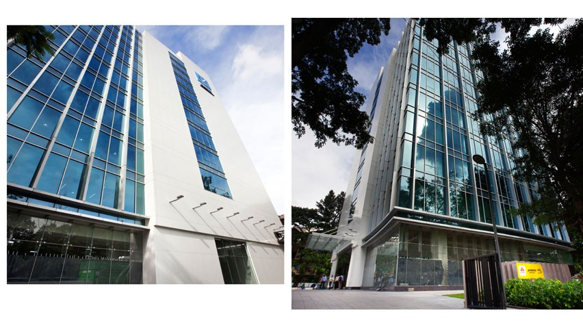 Vaishnavi Union29 building view | Best Office Place for Life Science Companies currently occupied by Covance India Pharma at Cubbon Road, bengaluru