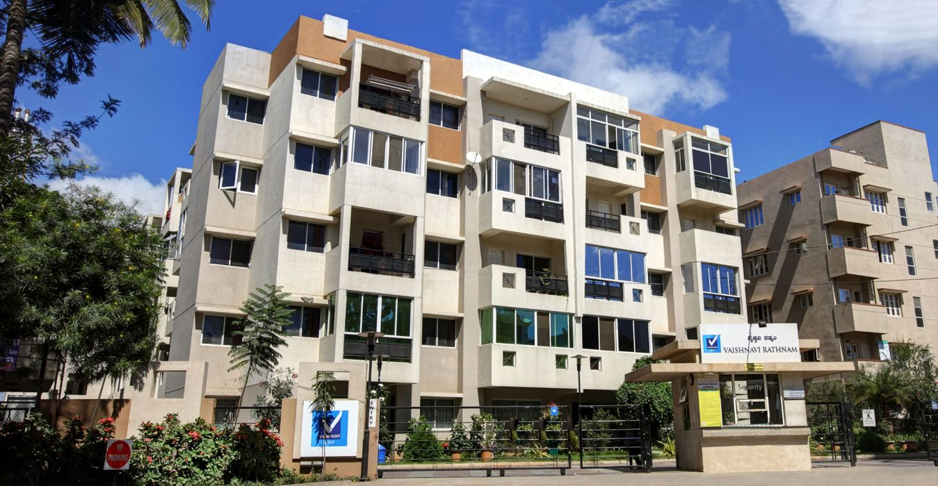 Vaishnavi Rathnam | Luxury 2 BHK & 3 BHK Property are for sale in Jalahalli West, bengaluru