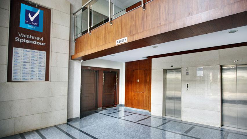 Vaishnavi Splendour Block A | Vaishnavi Group | Luxury 3 BHK & 4 BHK flats are for sale in RMV Layout, bengaluru