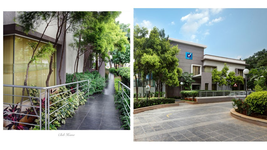 Vaishnavi Splendour Club House area | Vaishnavi Group | Luxury 3 BHK & 4 BHK flats are for sale in RMV Layout, bengaluru