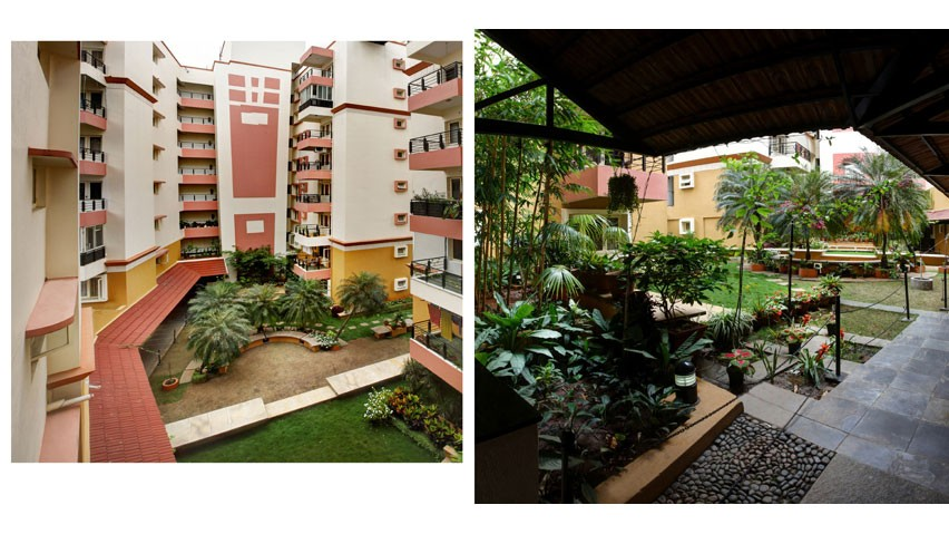 Vaishnavi Paradise | Ready to move 2, 3 BHK spacious flats are available for sale in Jayanagar, bengaluru