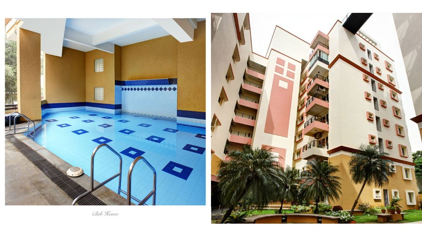 Vaishnavi Paradise inside view | Ready to move 2, 3 BHK spacious flats are available for sale in Jayanagar, bengaluru