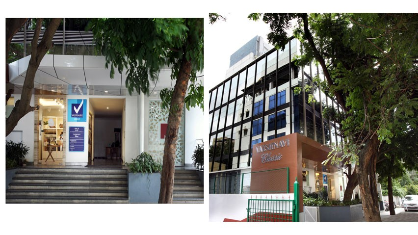 Vaishnavi Classic | Premier office place for your business is now available for rent at Kasturba Road, bengaluru