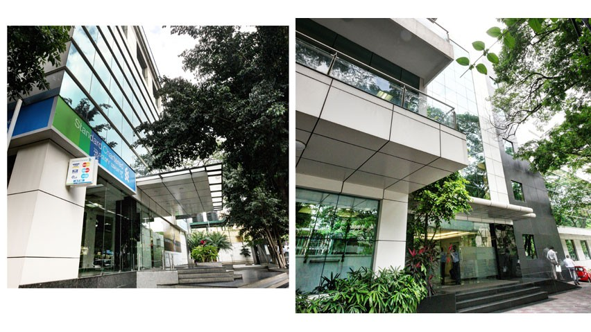 Vaishnavi Serenity | Best Workplace for mid-size Organization now occupied by Standard Chartered Bank at Koramangala, bengaluru