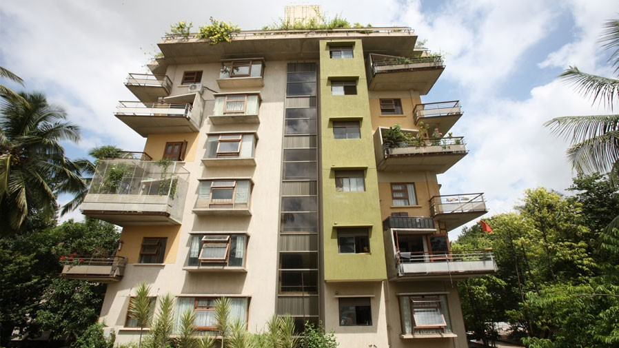 Vaishnavi Symphony Side View | Ready to occupy 3 BHK flats are for sale in Malleshwaram, bengaluru