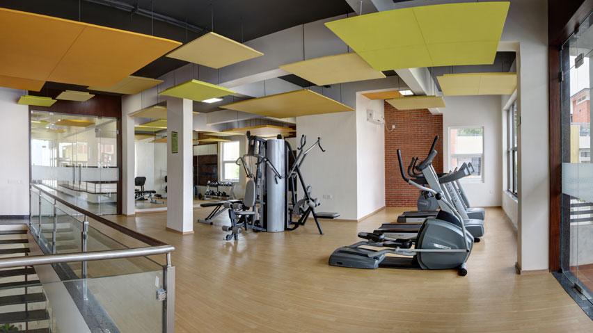 vaishnavi-commune-gym