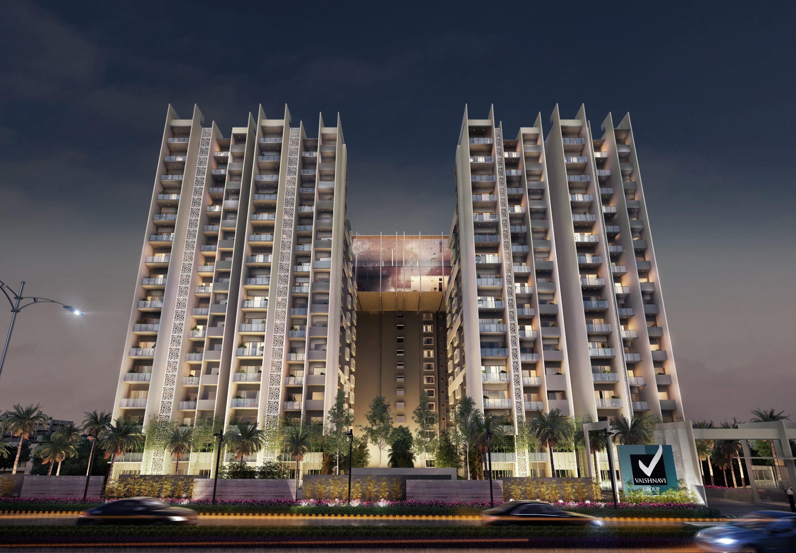 Vaishnavi Oasis   Top Luxurious 2BHK and 3BHK flats are for sale in JP NAGAR 9TH PHASE, bengaluru