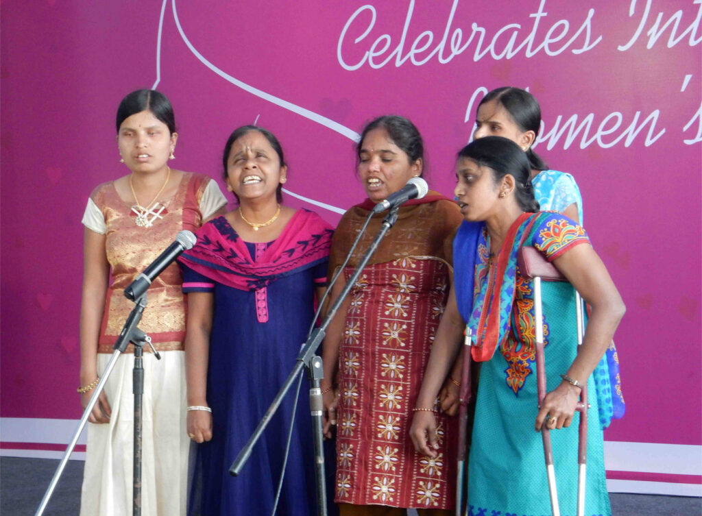 Prerana | Non-Governmental Organization that supports over 120 differently-abled women | Community Outreach Programme | Vaishnavi Group | Bengaluru