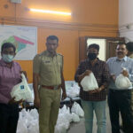 Support for Bengaluru Police 5 | Essentials Kits for Frontline Workers | Community Outreach Programme | Vaishnavi Group | Bengaluru