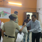 Support for Bengaluru Police 7 | Essentials Kits for Frontline Workers | Community Outreach Programme | Vaishnavi Group | Bengaluru