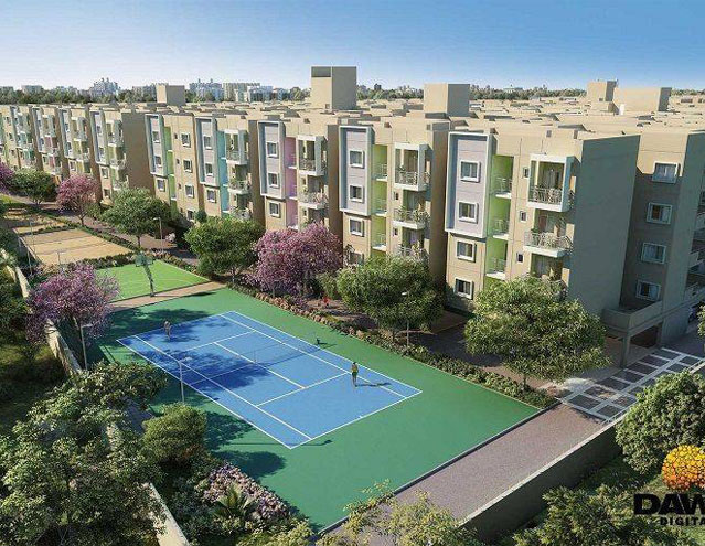 Vaishnavi Serene | News and Media | Vaishnavi Group completes residential project 20 months ahead of time By Magicbricks | Precast Technology | Bengaluru